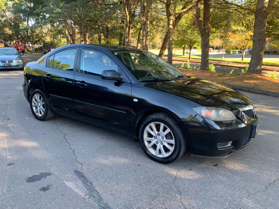2008 Mazda Mazda3 4dr Sdn Man i Touring Value, available for sale in Cheshire, Connecticut | Automotive Edge. Cheshire, Connecticut