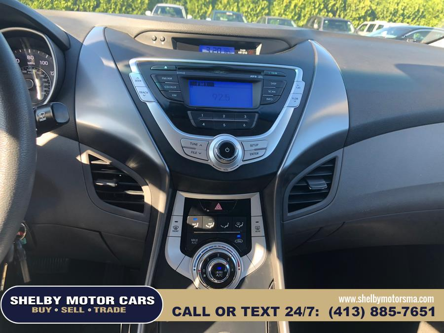 2011 Hyundai Elantra 4dr Sdn Auto Ltd (Alabama Plant), available for sale in Springfield, Massachusetts | Shelby Motor Cars . Springfield, Massachusetts