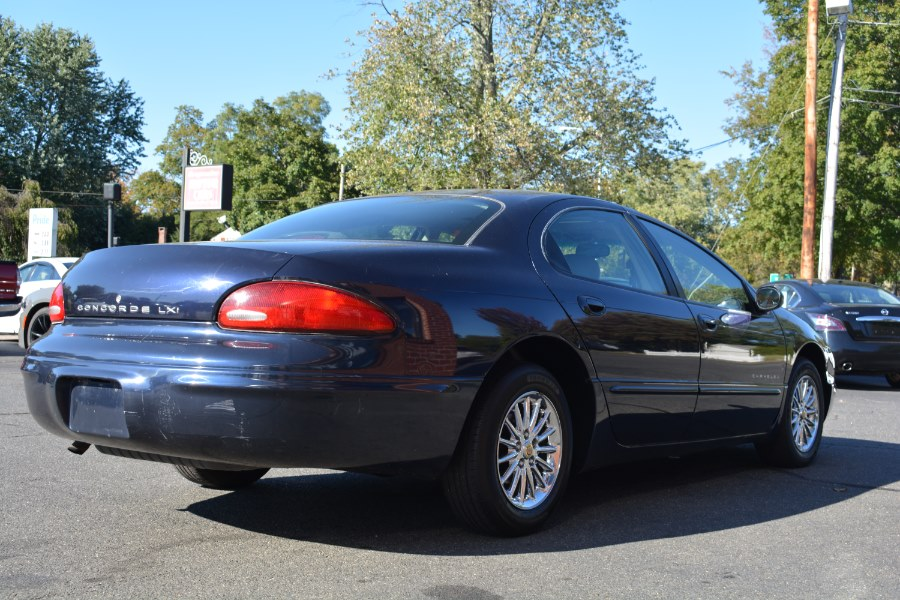 Used Chrysler Concorde 4dr Sdn LXi 2000 | Longmeadow Motor Cars. ENFIELD, Connecticut