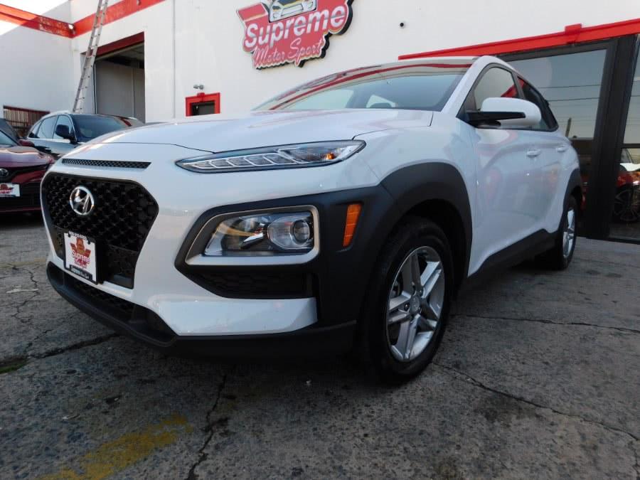 Used Hyundai Kona SE Auto AWD 2019 | Supreme Motor Sport. Elizabeth, New Jersey