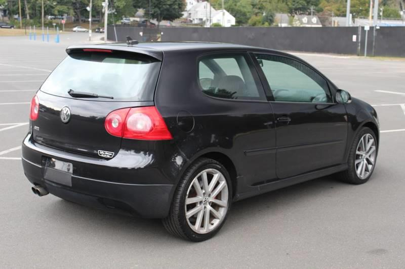 2007 Volkswagen Gti Base 2dr Hatchback (2L I4 6M), available for sale in Waterbury, Connecticut | Sphinx Motorcars. Waterbury, Connecticut