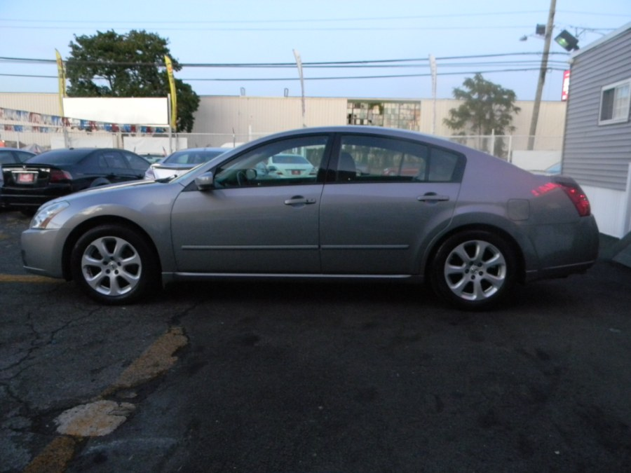 2007 Nissan Maxima 4dr Sdn V6 CVT 3.5 SE, available for sale in Paterson, New Jersey | DZ Automall. Paterson, New Jersey