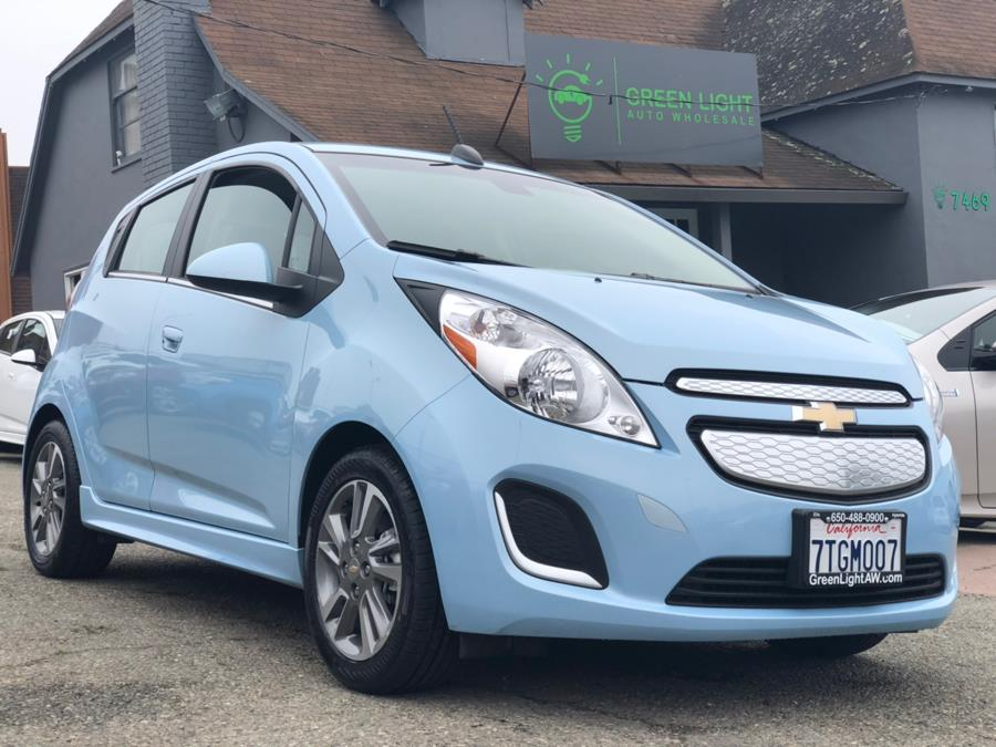 2016 Chevrolet Spark EV 1LT, available for sale in Daly City, California | Green Light Auto Wholesale. Daly City, California