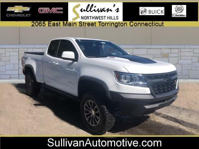 Used Chevrolet Colorado ZR2 2018 | Sullivan Automotive Group. Avon, Connecticut