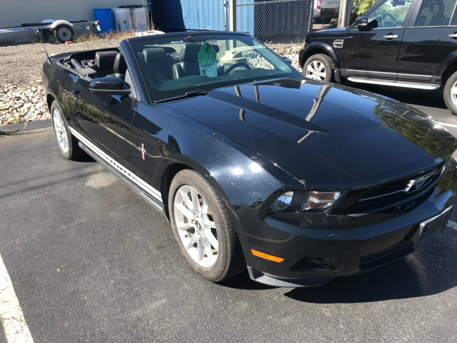 Used Ford Mustang 2dr Conv V6 2010 | Premier Automotive Sales. Warwick, Rhode Island