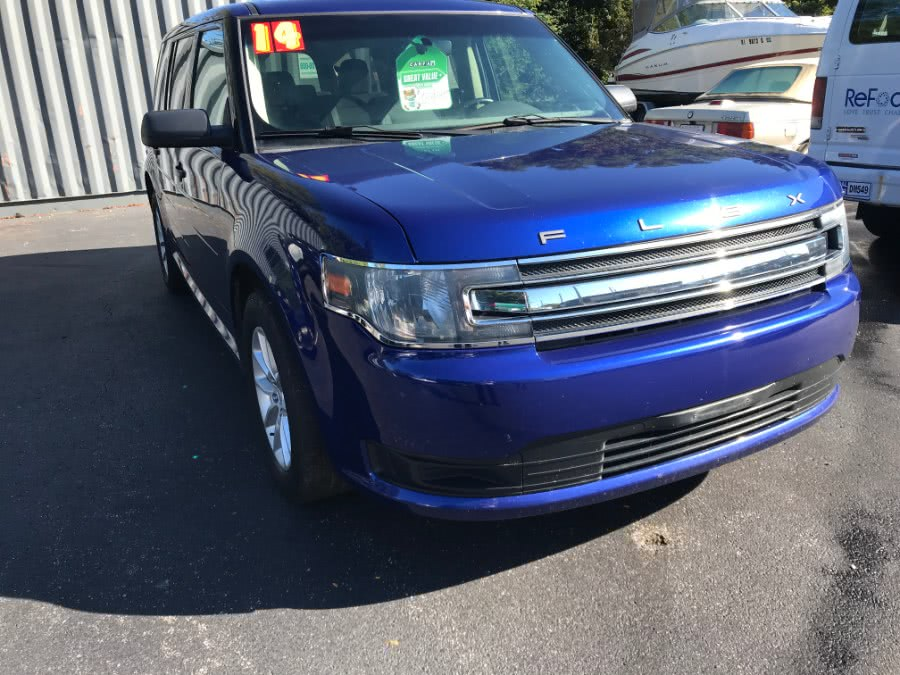 Used Ford Flex 4dr SE FWD 2014 | Premier Automotive Sales. Warwick, Rhode Island