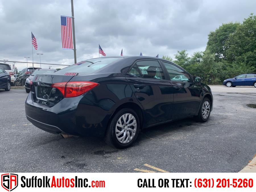 2019 Toyota Corolla LE CVT (Natl), available for sale in Medford , New York | Suffolk Autos Inc. Medford , New York
