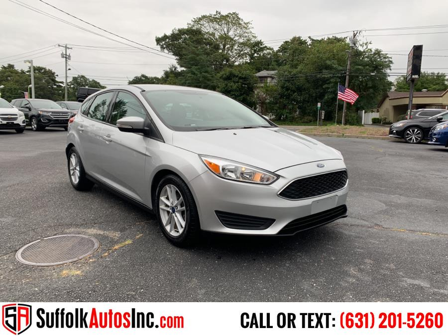 2017 Ford Focus SE Hatch, available for sale in Medford , New York | Suffolk Autos Inc. Medford , New York