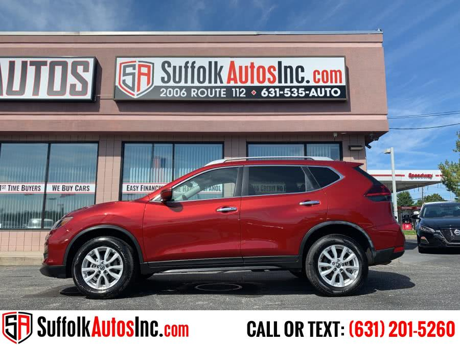 Used 2019 Nissan Rogue in Medford , New York | Suffolk Autos Inc. Medford , New York