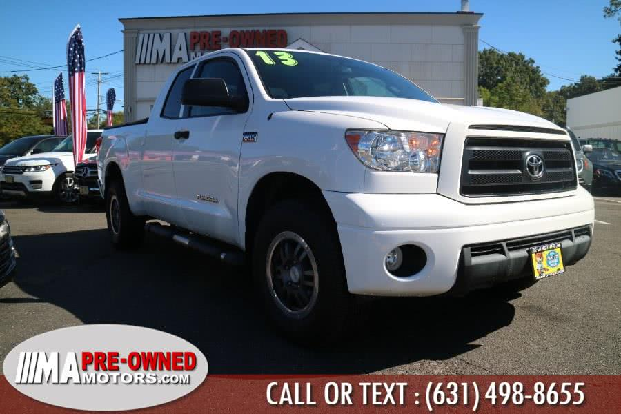 Used 2013 Toyota Tundra 4WD Truck in Huntington, New York | M & A Motors. Huntington, New York