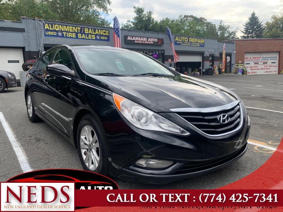 2013 Hyundai Sonata 4dr Sdn 2.4L Auto SE, available for sale in Indian Orchard, Massachusetts | New England Dealer Services. Indian Orchard, Massachusetts