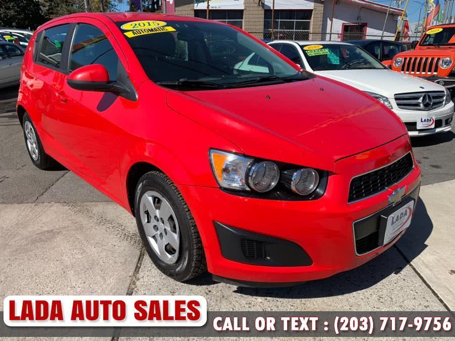 Used 2015 Chevrolet Sonic in Bridgeport, Connecticut | Lada Auto Sales. Bridgeport, Connecticut