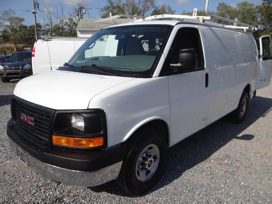 Used 2013 GMC Savana Cargo Van in West Babylon, New York   SGM Auto Sales. West Babylon, New York