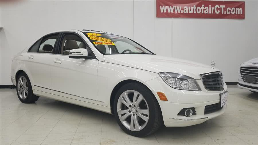 Used 2011 Mercedes-Benz C-Class in West Haven, Connecticut