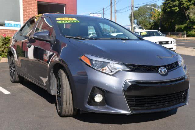 Used 2015 Toyota Corolla in New Haven, Connecticut | Boulevard Motors LLC. New Haven, Connecticut
