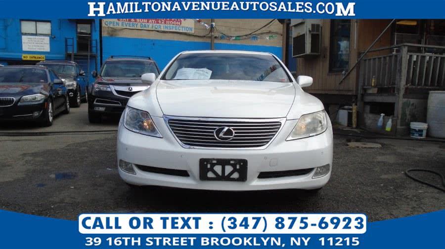 Used 2008 Lexus LS 460 in Brooklyn, New York | Hamilton Avenue Auto Sales DBA Nyautoauction.com. Brooklyn, New York