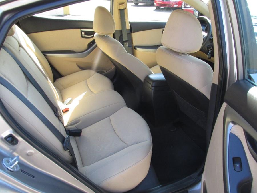 Used Hyundai Elantra 4dr Sdn Auto GLS (Alabama Plant) 2012   Auto Care Motors. Vernon , Connecticut