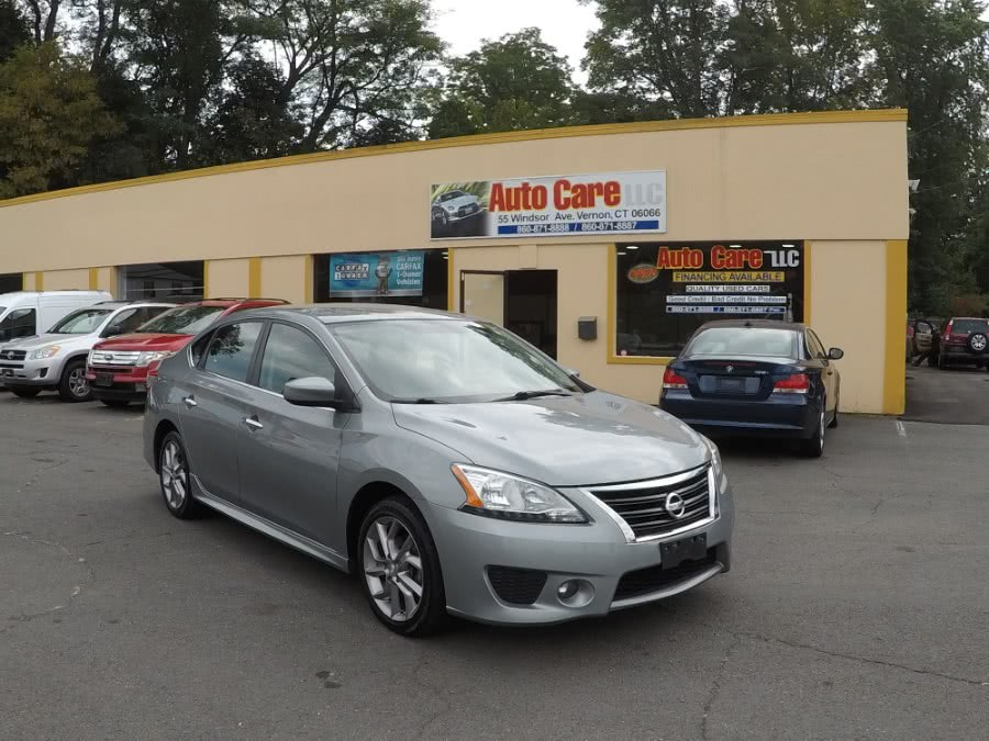 Used 2014 Nissan Sentra in Vernon , Connecticut | Auto Care Motors. Vernon , Connecticut