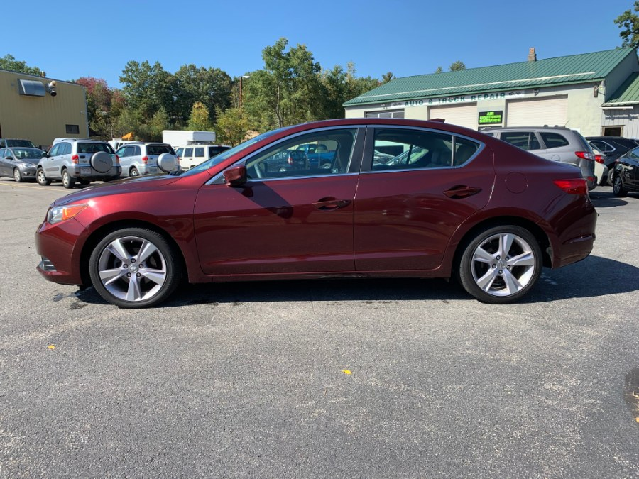 2013 Acura ILX 4dr Sdn 2.0L Premium Pkg, available for sale in Merrimack, New Hampshire | Merrimack Autosport. Merrimack, New Hampshire