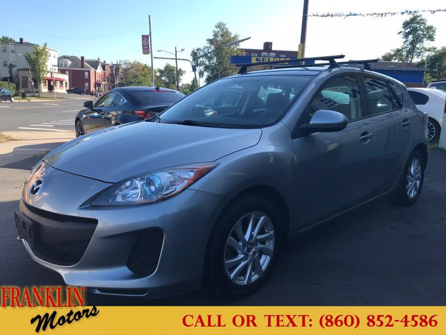 Used 2013 Mazda Mazda3 in Hartford, Connecticut | Franklin Motors Auto Sales LLC. Hartford, Connecticut