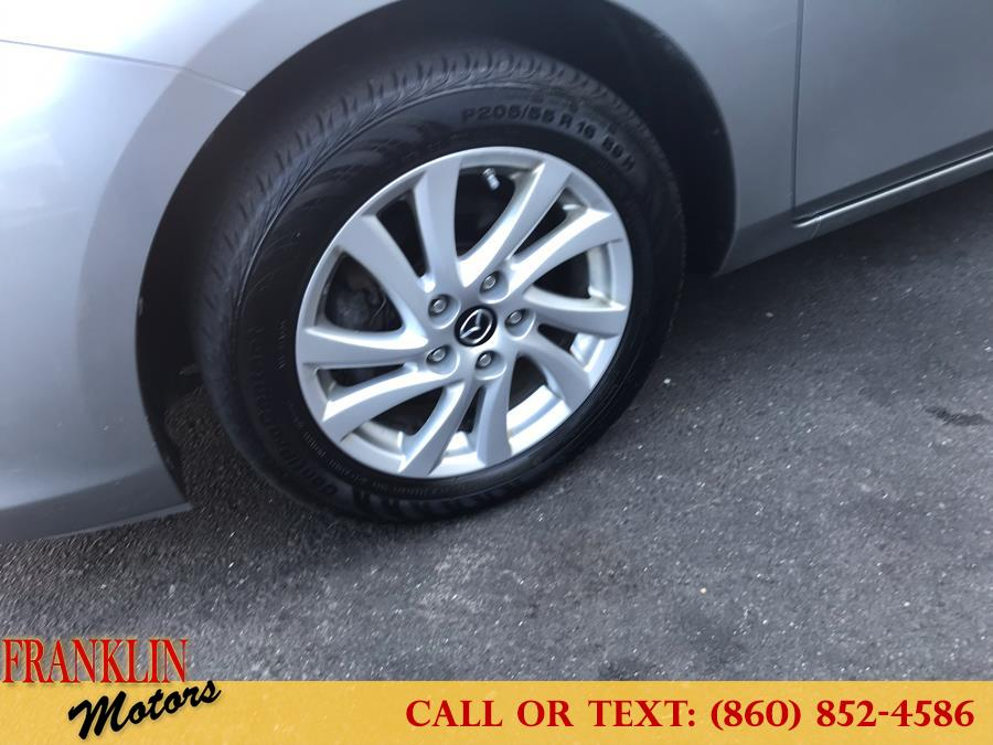 Used Mazda Mazda3 5dr HB Auto i Touring 2013 | Franklin Motors Auto Sales LLC. Hartford, Connecticut