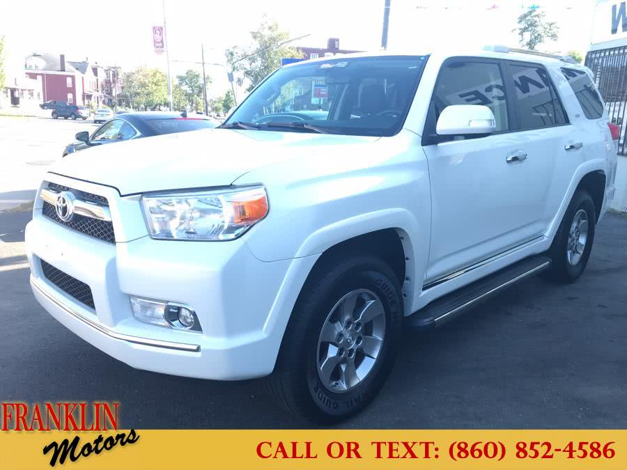Used 2011 Toyota 4Runner in Hartford, Connecticut | Franklin Motors Auto Sales LLC. Hartford, Connecticut
