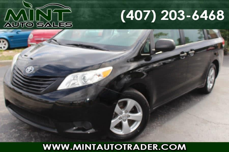 Used 2013 Toyota Sienna in Orlando, Florida | Mint Auto Sales. Orlando, Florida