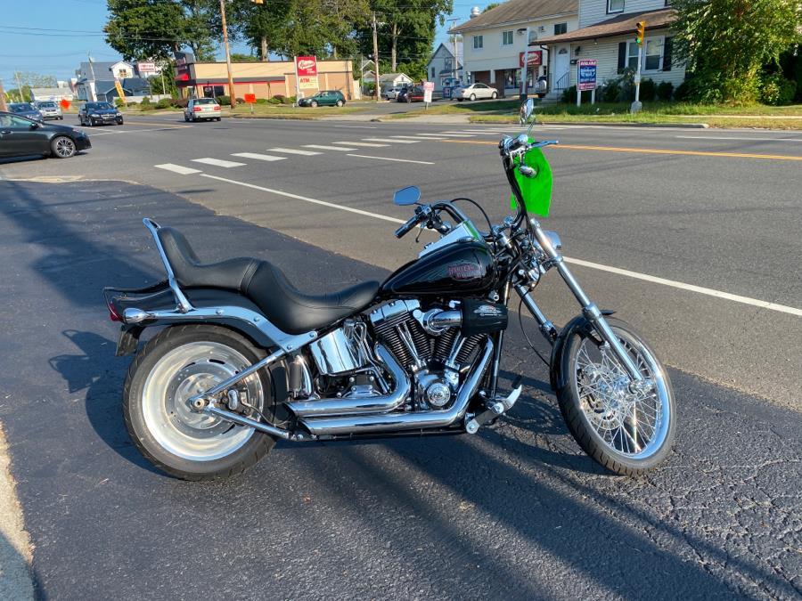 Used Harley Davidson Softail Custom FXSTC 2009   Village Auto Sales. Milford, Connecticut