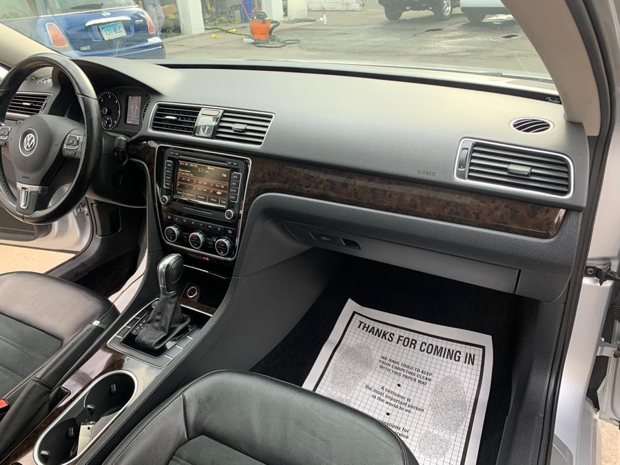 Used Volkswagen Passat 4dr Sdn 2.0L DSG TDI SEL Premium 2014   House of Cars. Watertown, Connecticut