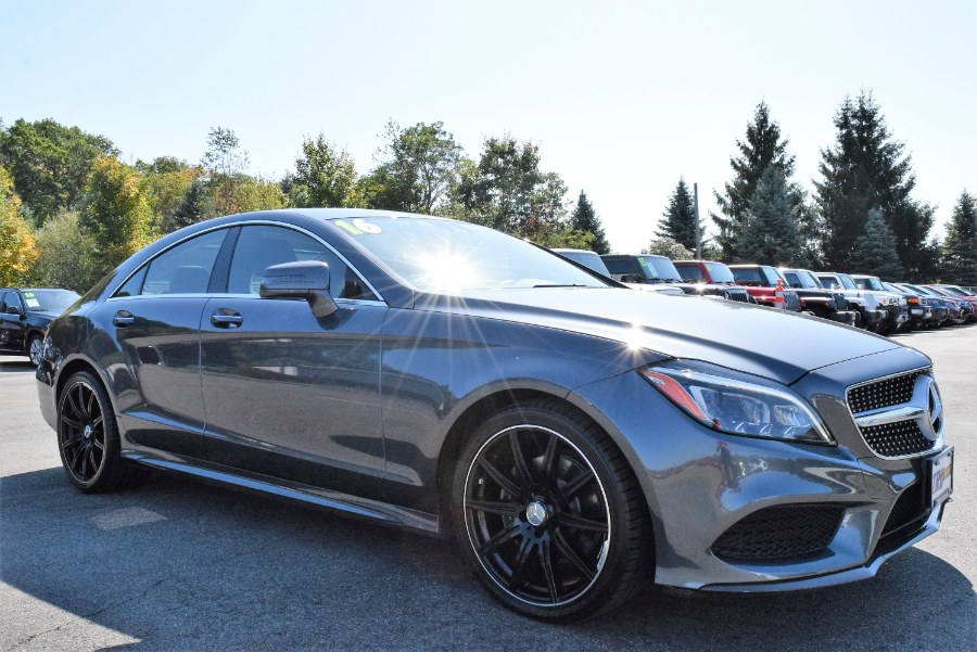 2016 Mercedes-Benz CLS 4dr Sdn CLS 400 4MATIC, available for sale in Hartford, Connecticut | VEB Auto Sales. Hartford, Connecticut