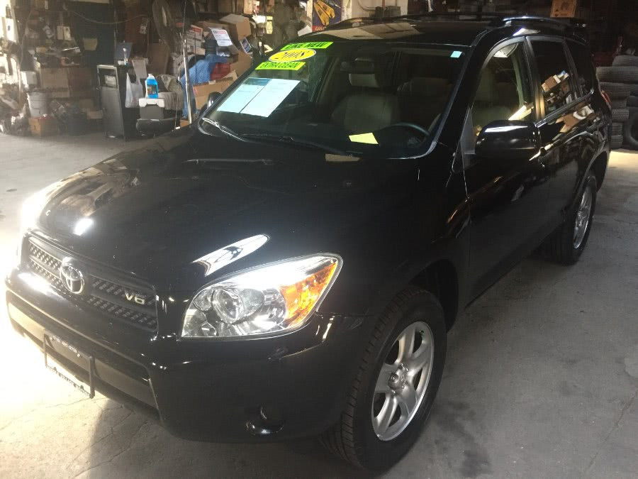 Used Toyota RAV4 4WD 4dr V6 5-Spd AT (Natl) 2008 | Middle Village Motors . Middle Village, New York