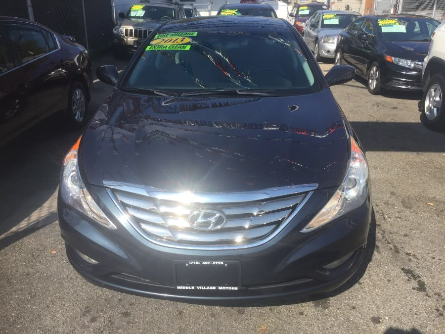 Used Hyundai Sonata 4dr Sdn 2.0T Auto SE 2013 | Middle Village Motors . Middle Village, New York