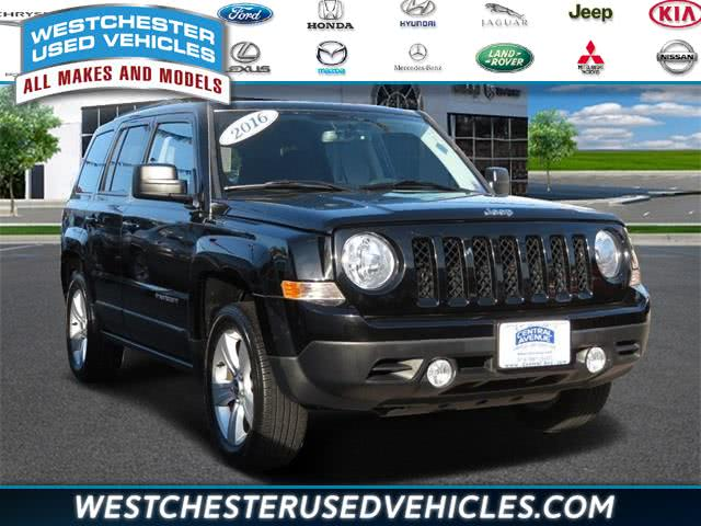 Used 2016 Jeep Patriot in White Plains, New York | Westchester Used Vehicles . White Plains, New York