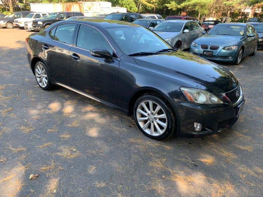 Used Lexus IS 250 4dr Sport Sdn Auto AWD 2009 | Automotive Edge. Cheshire, Connecticut
