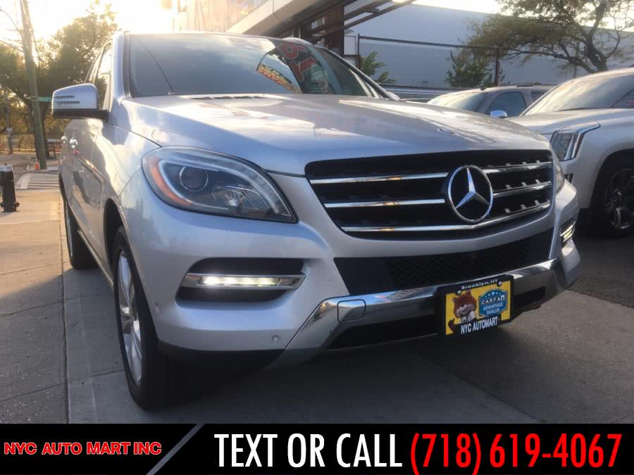 Used 2014 Mercedes-Benz M-Class in Brooklyn, New York | NYC Automart Inc. Brooklyn, New York