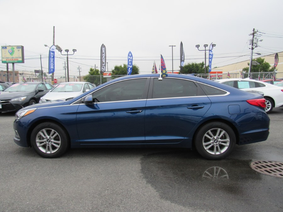 2016 Hyundai Sonata 4dr Sdn 2.4L SE, available for sale in Irvington, New Jersey | NJ Used Cars Center. Irvington, New Jersey