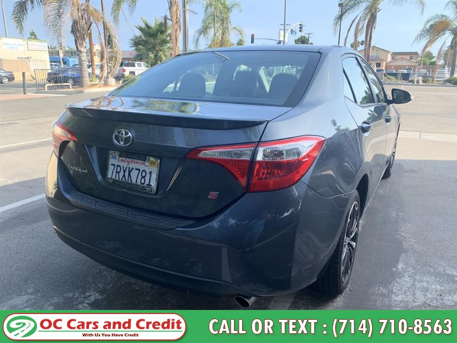 2015 Toyota Corolla S, available for sale in Garden Grove, California | OC Cars and Credit. Garden Grove, California