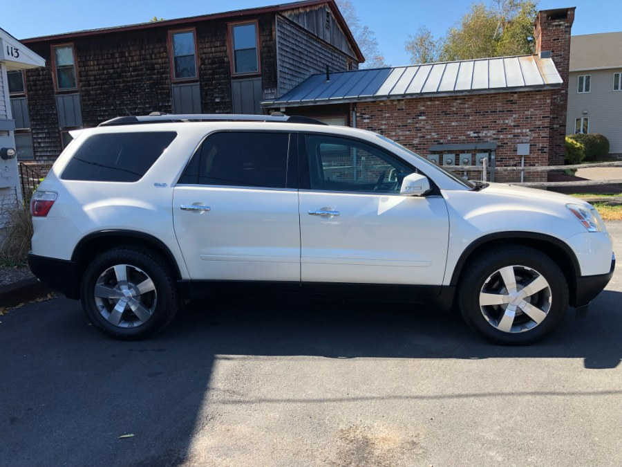 2012 GMC Acadia AWD 4dr SLT1, available for sale in Suffield, Connecticut | Suffield Auto Sales. Suffield, Connecticut