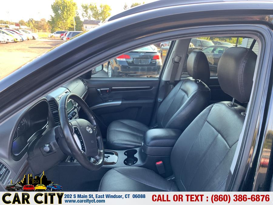 2011 Hyundai Santa Fe AWD 4dr V6 Auto Limited, available for sale in East Windsor, Connecticut | Car City LLC. East Windsor, Connecticut