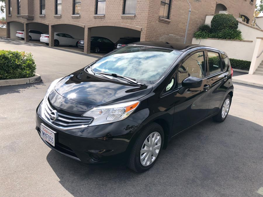 2015 Nissan Versa Note 5dr HB CVT 1.6 S Plus, available for sale in Lake Forest, California   Carvin OC Inc. Lake Forest, California