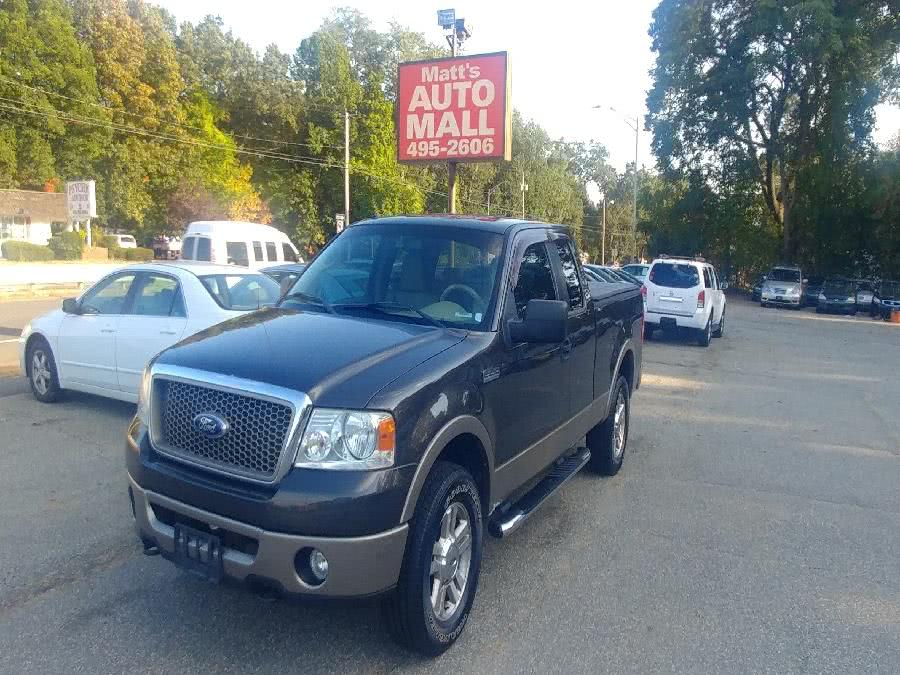 Used 2006 Ford F-150 in Chicopee, Massachusetts | Matts Auto Mall LLC. Chicopee, Massachusetts