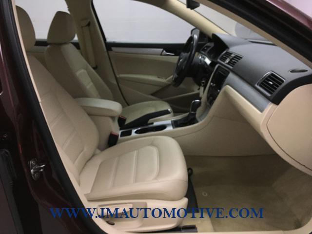 2013 Volkswagen Passat 4dr Sdn 2.0L DSG TDI SE w/Sunroof, available for sale in Naugatuck, Connecticut | J&M Automotive Sls&Svc LLC. Naugatuck, Connecticut