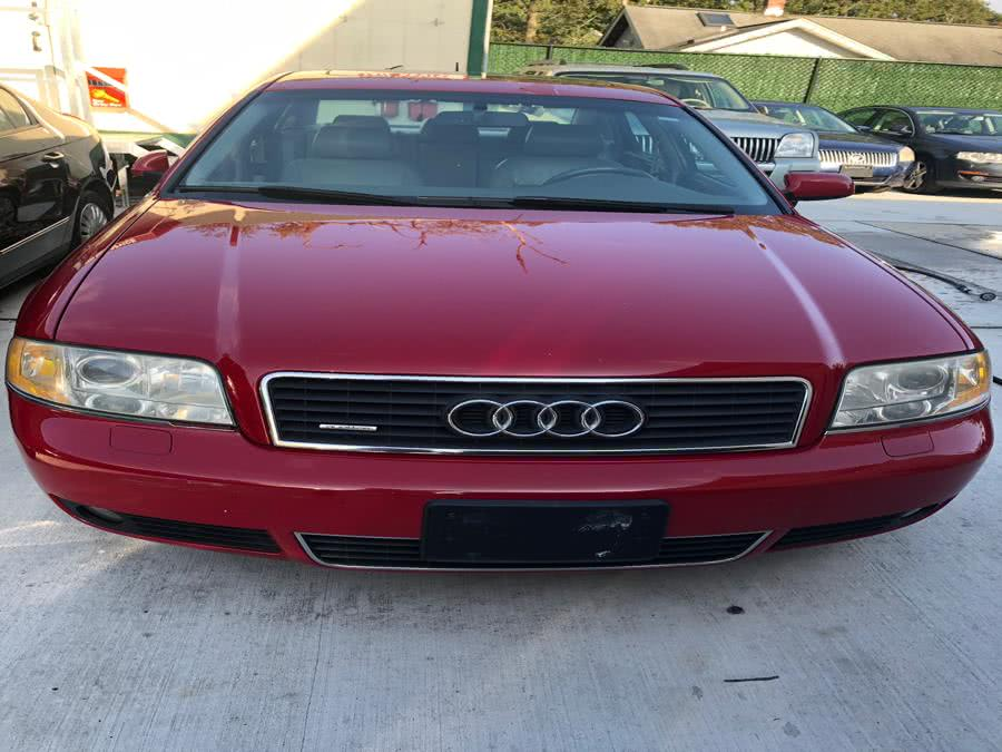 Used 2002 Audi A6 in Islip, New York | 111 Used Car Sales Inc. Islip, New York