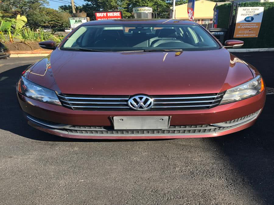Used 2014 Volkswagen Passat in Islip, New York | 111 Used Car Sales Inc. Islip, New York
