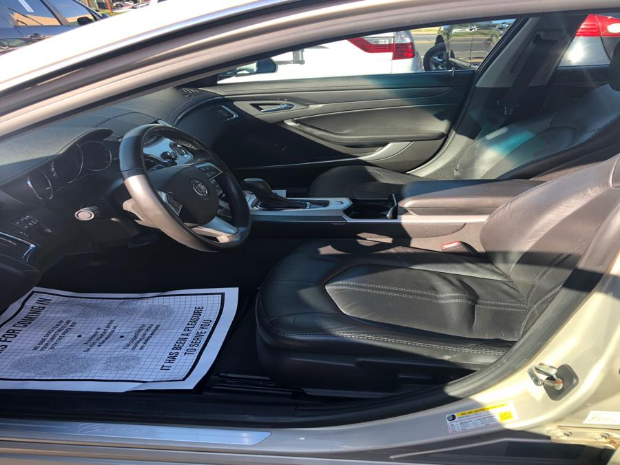 2009 Cadillac CTS 4dr Sdn AWD w/1SB, available for sale in Islip, New York | 111 Used Car Sales Inc. Islip, New York