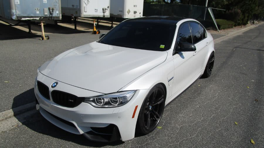 Used 2016 BMW M3 in Hicksville, New York | H & H Auto Sales. Hicksville, New York