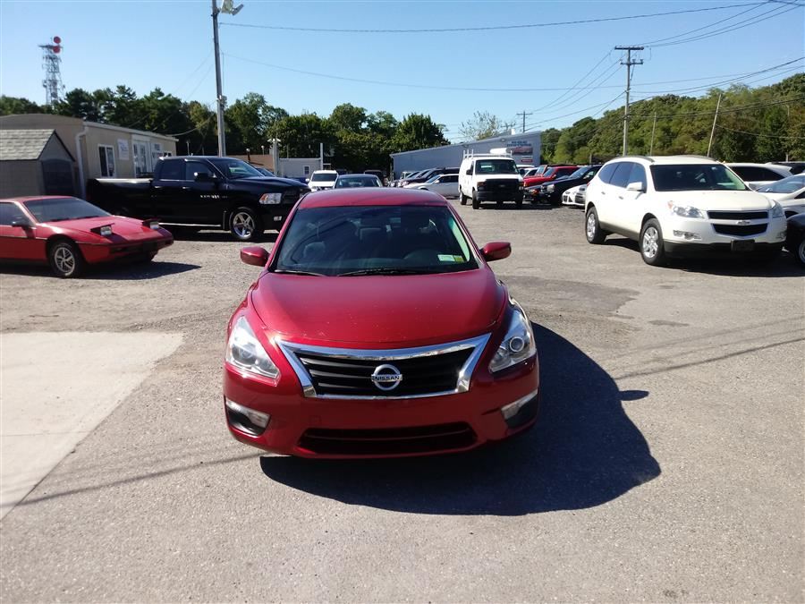 2015 Nissan Altima 4dr Sdn I4 2.5 S, available for sale in Shirley, New York | Roe Motors Ltd. Shirley, New York