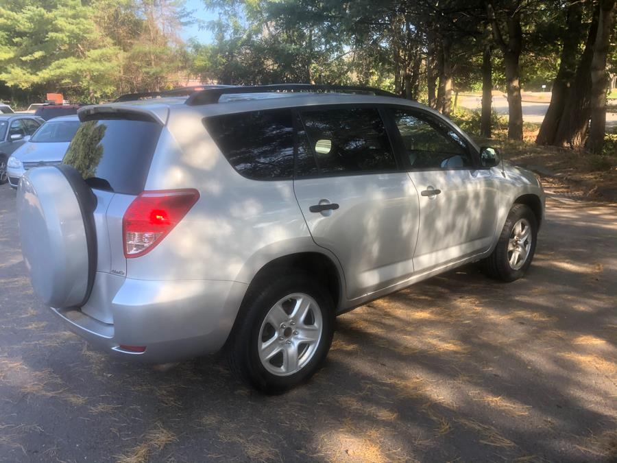 2007 Toyota RAV4 4WD 4dr 4-cyl, available for sale in Cheshire, Connecticut | Automotive Edge. Cheshire, Connecticut