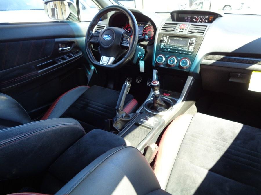 2015 Subaru WRX STI AWD Manual Bluetooth Camera AUX Satellite Sti, available for sale in Jamaica, New York | Top Speed Motors LLC. Jamaica, New York