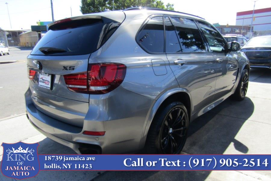 2017 BMW X5 xDrive50i Sports Activity Vehicle, available for sale in Hollis, New York | King of Jamaica Auto Inc. Hollis, New York